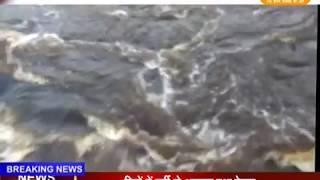 DPK NEWS -पंजाब से राजस्थान मे आ रहा है जहरीला पानी