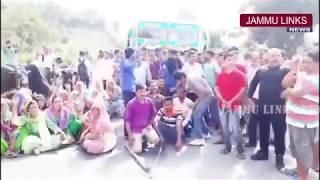 Bovine smuggling: Samba residents block Mansar road