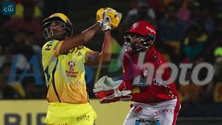 CSK vs KXIP Match Highlights May 20 2018 | Dhoni finishes it off with a six