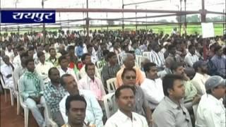 Raipur news cg 24 news 1-10-2013  2
