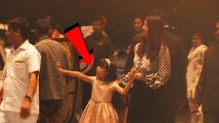 Aishwarya Rai With Aaradhya Spotted At Yautacha Restaurant