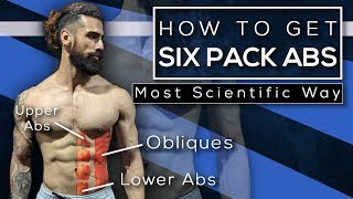 HOW TO TRAIN ABS (Scientific Workout for SIX PACK) | Best Exercises for UPPER, LOWER ABS & OBLIQUES