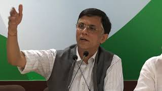 AICC Spokesperson Pawan Khera's Interaction with Media at Congress HQ