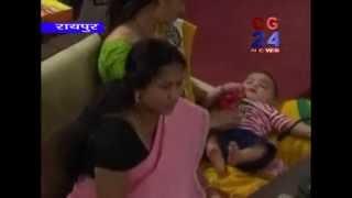 Raipur Samanya Sabha Me Bachcha 12-6-2014 CG 24 news