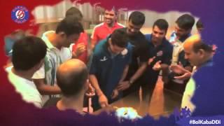 Our Dabang Shrikant Tewthia's Birthday Celebrations
