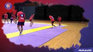 Exclusive Footage from Dabang Delhi Training Camp