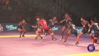 Kashiling Adake in Pro Kabaddi Season 2