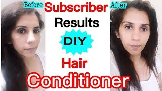 DIY Hair Conditioner for Smooth, Silky Hair | How to Control Frizzy Hair + Stay Quirky 40% Discount