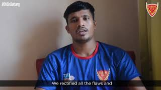 Pre-Match Interview | Dabang Delhi vs Haryana Steelers | PKL 2017