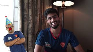 Rapid Fire with The Eagles | Shubham Palkar