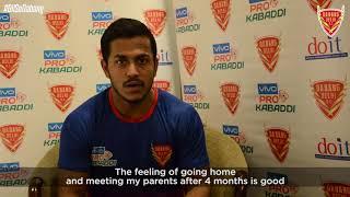 Dabang Delhi   Viraj Landge  Off-Season Diaries