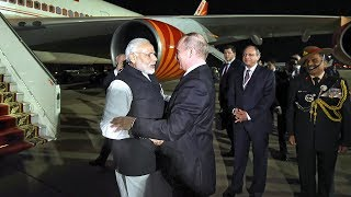 Modi-Putin summit: What Sochi bonhomie means for new world dynamics | Economic Times