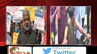 Anti-Sterlite protests in TN: AITUC Goa join The Protest