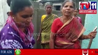 FARMERS FACING PROBLEM OVER SUDDEN RAIN IN KODANGAL , VIKARABAD DIST   Tv11 News   23-05-2018