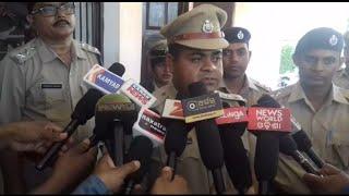 Gangstar caught by Nabarangpur Police