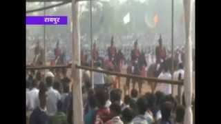 Bhagat Singh Chowk Story Raipur CG 24 news  Fing  BL