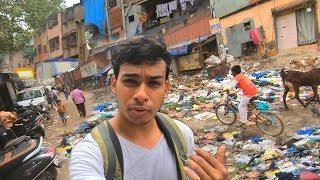 Entering the Biggest Slum in India (Poor vs Rich) - Social Experiment | TamashaBera