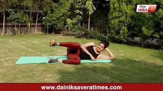 Savera Workouts Episode 37 : Let's get fit together