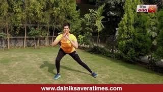 Savera Workouts Episode 38 : Let's get fit together