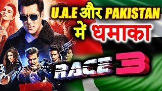 RACE 3 Ready To Release In UAE And Pakistan | Release Dates CONFIRMED | Salman Khan, Jacqueline