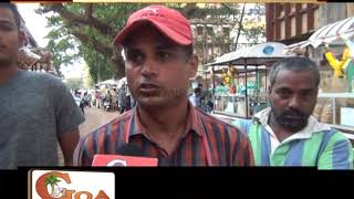 Panaji kiosk owners unhappy over frequent shifting