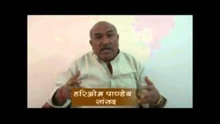 "Hari Om Pandey  Interview for ""NMC Swachh Bharat- Sundar Bharat Mission""."