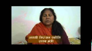 """Sadhvi Niranjan Jyoti Interview On  """"NMC Swachh Bharat- Sundar Bharat Mission"""""""