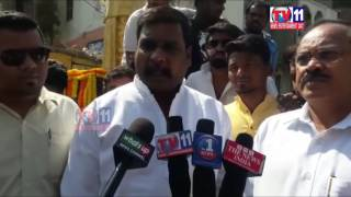 NTR   21ST DEATH ANNIVERSARY CELEBRATED AT JUBILEE HILLS CONSTITUENCY TV11 NEWS 18TH JAN 2017