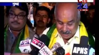 RSP Wheel Chair Ditribution - cg 24 news Mumbai