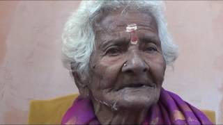 WOMAN MADE A RECORD BY LIVING  119 YEARS  TV11 NEWS 10TH FEB 2017