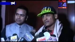 """DMPMA"" 2016 Kalyanji Jana - Shakti Arora - Cg24News Mumbai"
