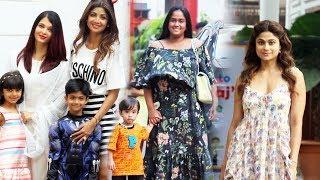 Shilpa Shetty's Son Viaan Kundra Birthday Celebration | Aishwarya Rai, Arpita Khan, Aaradhya, Ahil