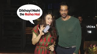 Preity Zinta And Arjun Rampal SPOTTED At Yauatcha Restaurant For Dinner