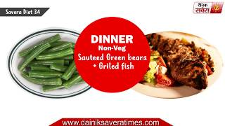 Diet : Savera Diet 34 Nutrition at your fingertips
