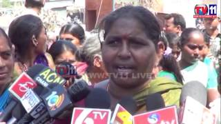 VILLAGERS  RALLY  FOR  TEMPLE  IN JAGITYAL MANDAL TV11 NEWS 27TH FEB 2017