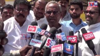 BJP AND MANAVA HAKKULA VEDIKA RALLY TV11 NEWS 3RD MAR 2017