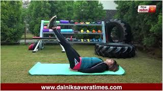 Savera Workouts Episode 56 : Let's get fit together