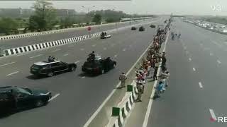 PM Shri Narendra Modi dedicates Delhi Meerut Expressway