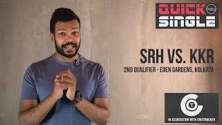 IPL 2018: Quick Single, Qualifier 2 round-up in 60 seconds