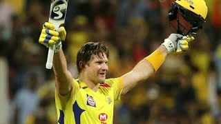 Chennai Super Kings Winning 2018 & Shane Watson 117* Appriciated By Harbhajan Singh