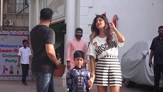 Grand Birthday Party of Shilpa Shetty and Raj Kundra's son Viaan Kundra ????