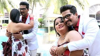 Bharti Singh And Harsh Limbachiyaa Photoshoot After Marriage