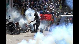 Dozens injured in Downtown Srinagar clashes