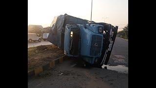 19 CRPF personnel injured in accident in Srinagar