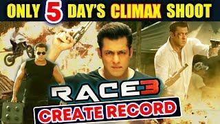 RACE 3 CLIMAX Scene CREATES RECORD, Longest Scene, Salman Shoots In Just 5 Days