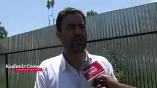 Congress leader Altaf Malik corners govt over public issues