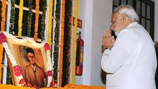 Veer Savarkar a worshipper of both weapons and knowledge: PM Modi in Mann Ki Baat