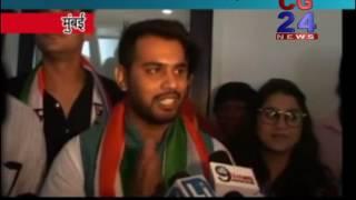 NCP Yuva Leader Karan Singh Mumbai