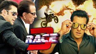 Salman Takes Dharmendra's Help For His Film BHARAT, RACE 3 CLIMAX Scene CREATES RECORD