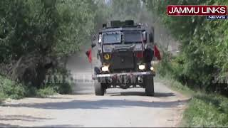 Militants trigger IED blast in Shopian to target army convoy